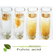 Fulvic Acid 95% 90% 70% And Customized Formulations