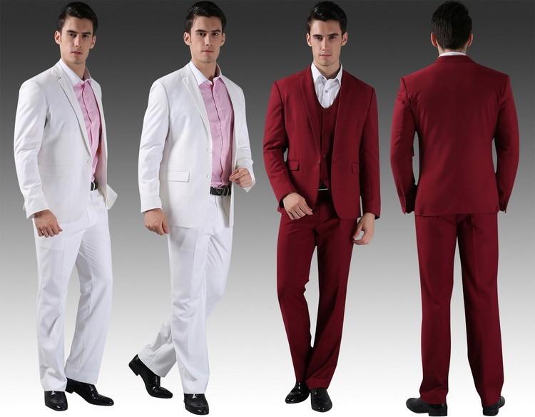 HTB1JgFsFVXXXXbzXXXXq6xXFXXXP - (Jackets+Pants) 2016 New Men Suits Slim Custom Fit Tuxedo Brand Fashion Bridegroon Business Dress Wedding Suits Blazer H0285