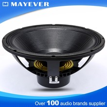 """LF18ND500 100mm/4inch coil 18"""" neodymium profesional outdoor subwoofer speaker"""