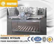 kitchen dough sheeter rice noodle press machine used dough roller