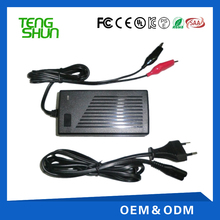 Low price high quality 12.6V 4A li-ion battery charger 11.1V 12V scooter