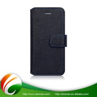 Quality Assured Custom Color Hard Case With Genuine Leather For Iphone 4S