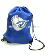 2014 High Quality Customized 210D Drawstring Bag,Backpack