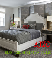 Golden Furniture latest double bed designs for sale