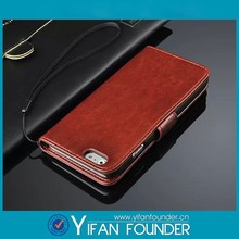 wholesale leather case cover,flip wallet phone cover,4.7 inch leather case for iphone 6
