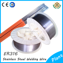 Mig Tig Stainless Steel Welding Wire(1.2mm 1.6mm 2.4mm 3.2mm) for Welding