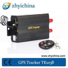 tracker gps tk 103-2 Cut Off Fuel Remote Control Tracker alibaba email address