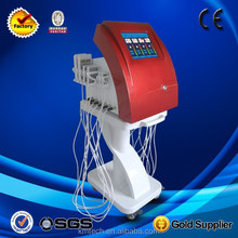 multifunction 635nm diode laser ultrasonic cavitation fat burning system