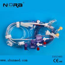 Utah disposable pressure transducer single channel
