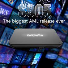 2015 Newest Product Amlogic S905 Chip S905 Model Higher Than Amlogic S805 MXQ OTT Tv Box