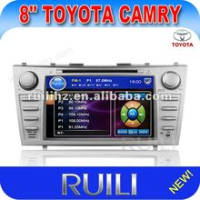 RUILI Best quality camry radio with gps system of toyota