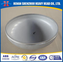 Aluminum material Elliptical dished heads for Storage Tank