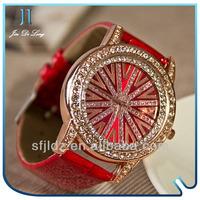 Hot wrist watch fashion watches ranking 2013 ladies wholesale china