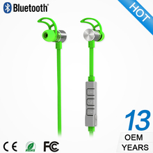 BS052RU fashion design earphone ear hook headset sports wireless mp3 player