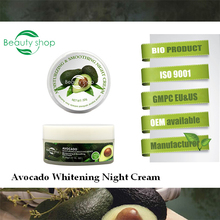 Avocado best skin moisturizing cream/ face night cream for very dry skin