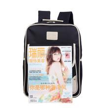2015 fashion leisure teenagers school backpack