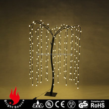 Top brand outdoor led willow tree lights price