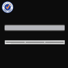 low glare output single lighting led linear light with sharp light lines
