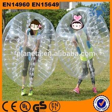 New Design Direct Selling Inflatable Human-Sized Hamster Ball