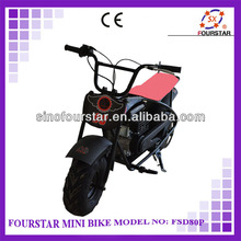 Cheap mini Dirt bike Outdoor Body Building Exercise 80cc Racing Mini Bike For Sale