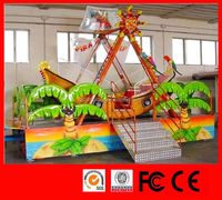 High quality Henan China factory Kids Park Rides Mini Real Pirate Ship For Sale