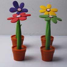 bonsai shape pen for promotion flower cartoon pen
