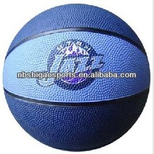 12 panels Basketball,PVC/PU/Leather material