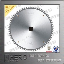 Tungsten carbide saw blade for MDF cutting