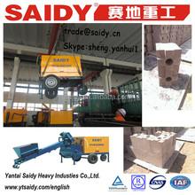 Saidy brand cellular light weight mini mixing foam concrete machine