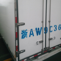 lightweight box truck body door panels