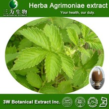 Hairyvein Agrimonia Herb and Bud Extract Powder 4:1,10:1,20:1 - 3WBE Supplier