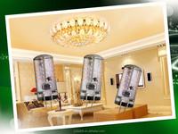 2014 hongkong fair Fashion Design Led G4 3W AC/DC12V Silicone Light with CE&ROHS