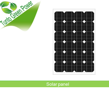 High efficiency low solar panel price Chinese 140W mono flexible solar panel