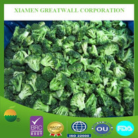 Hot selling frozen IQF broccoli with best price