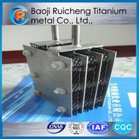 Iridium-Tantalum oxide titanium Anode for making Oxygen/Hydrogen