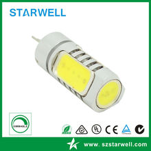 Low price top sell dimmable g4 9smd led spotlight 24v 1.8w