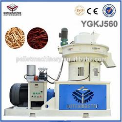 [ROTEX MASTER] Promotion Wood Sawdust Press Machine Capacity 1-3t/h