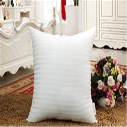 polyester pillow with animal fiber