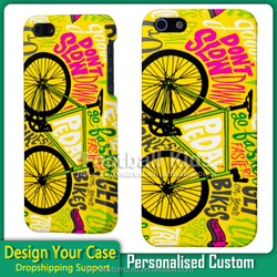 RIDE YOUR BIKES Custom Design Housing Cover Case for Apple iPhone 5s 6 6s plus from Manufacturer Wholesale
