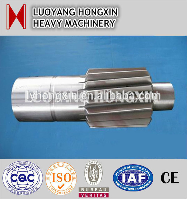 aluminum outboard motor long propeller shaft