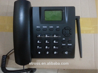 GSM Fixed Wireless telephone with Call in / Call out /Call divert/ Call waiting limitation function