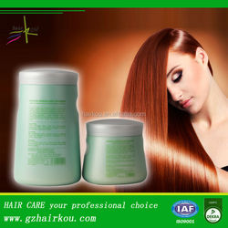 Nourishing & Repairing brazilian brazilian keratin hair straightening treatment hair spa products organic hair mask