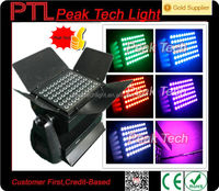 beauty pageant decorations 60x10w rgbw 4 in 1 led city color light