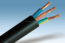 H05RN-F RUBBER CABLE/H07RN-F RUBBER CABLE/H05RR-F RUBBER CABLE