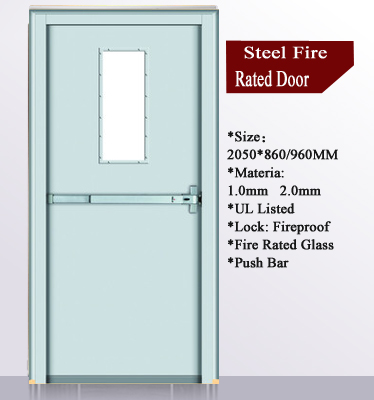 fireproof door