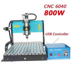 MINGDA stainless steel engraving machine, wood carving machine