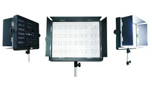 LED Flicker Free Continuous Light Bank (1200 LEDs) for Photography & all TV & Video Recordings, LED Panel TV Light
