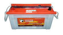 High quality 12V Dry charged starting car battery N100 12V 100AH