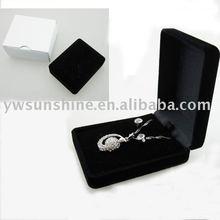 6*8 black velvet gift or jewelry box