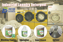 Manufacturer Industrial Laundry Detergent
